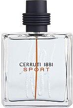 Voňavky, Parfémy, kozmetika Cerruti 1881 Sport - Toaletná voda(tester s uzáverom)