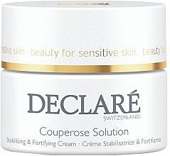 Voňavky, Parfémy, kozmetika Krém proti kuperóze - Declare Couperose Solution Stabilizing & Fortifying Cream