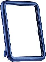 """Voňavky, Parfémy, kozmetika Jednostranné štvorcové zrkadlo """"Mirra-Flex"""", 10x13 cm, 9501, modré - Donegal One Side Mirror"""