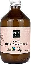 Voňavky, Parfémy, kozmetika Mydlo na holenie - Fair Squared Apricot Shaving Soap Intimate