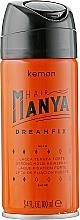 Voňavky, Parfémy, kozmetika Lak na vlasy so silnou fixáciou s vôňou manga - Kemon Hair Manya Dreamfix