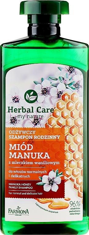 Šampón - Farmona Herbal Care Manuka Honey Family Shampoo