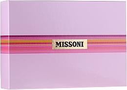 Missoni Missoni - Sada (edt/100ml + b/milk/100ml + sh/gel/100ml)  — Obrázky N1