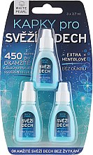 Voňavky, Parfémy, kozmetika Kvapky pre čerstvý dych - VitalCare White Pearl Drops For Fresh Breath