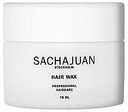 Voňavky, Parfémy, kozmetika Vosk na styling vlasov - Sachajuan Hair Wax
