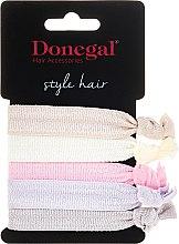 Voňavky, Parfémy, kozmetika Gumičky do vlasov Twistband, 5 ks - Donegal