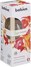 """Voňavky, Parfémy, kozmetika Aromatický difúzor """"Grapefruit a zázvor"""" - Bolsius Fragrance Diffuser True Moods New Energy"""