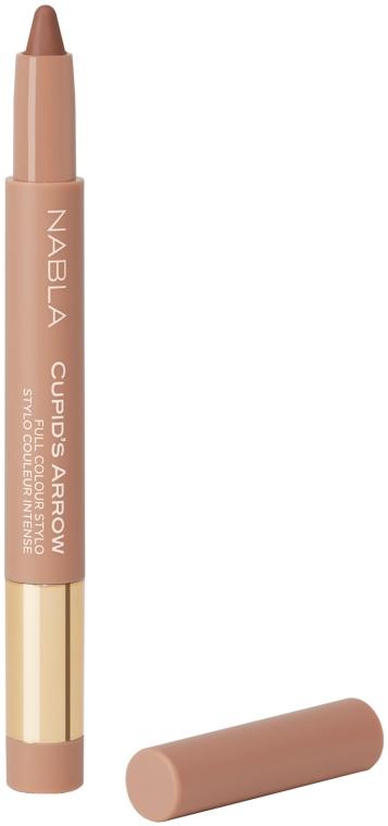 Kontúrovacia ceruzka na oči - Nabla Cupid's Arrow Longwear Stylo