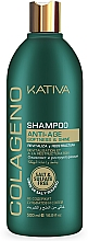 Voňavky, Parfémy, kozmetika Kolagénové regeneračný šampón - Kativa Colageno Shampoo