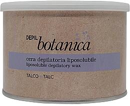 Voňavky, Parfémy, kozmetika Depilačný vosk v nádobke - Trico Botanica Depil Botanica Talc