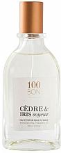 Voňavky, Parfémy, kozmetika 100BON Cedre & Iris Soyeux - Parfumovaná voda