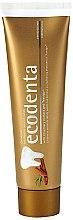 Voňavky, Parfémy, kozmetika Zubná pasta proti zubným kazom so škoricovou príchuťou - Ecodenta Cinnamon Toothpaste Against Caries
