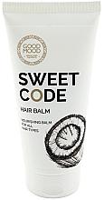 Voňavky, Parfémy, kozmetika Výživný balzam na vlasy s kokosovým olejom - Good Mood Sweet Code Hair Balm