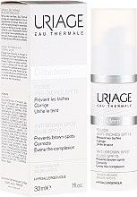 Voňavky, Parfémy, kozmetika Emulzia proti pigmentovým škvrnám - Uriage Depiderm Anti-Brown Spot Fluid SPF15
