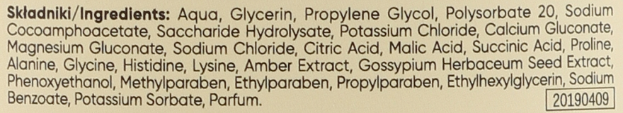 Jantárová micelárna voda čistiaca + spevňujúca - Polka Micellar Water — Obrázky N3