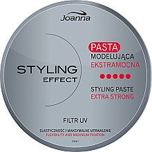 Voňavky, Parfémy, kozmetika Modelovacia pasta pre vlasy - Joanna Styling Effect Styling Paste Extra Strong