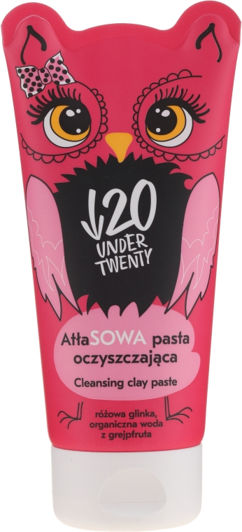 Čistiaca pasta na tvár - Under Twenty Altasowa Cleansing Paste