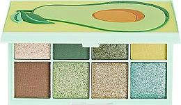 Voňavky, Parfémy, kozmetika Paleta očných tieňov - I Heart Revolution Mini Tasty Avocado Eyeshadow Palette