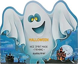 Voňavky, Parfémy, kozmetika Spevňujúca maska s kolagénom - Ayoume Halloween Nice Spirit Mask Firming