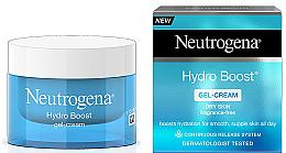 Voňavky, Parfémy, kozmetika Hydratačný krém-gél na tvár - Neutrogena Hydro Boost Gel Cream Moisturiser