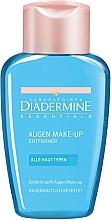 Voňavky, Parfémy, kozmetika Odličovač očí - Diadermine Essentials Augen Make-Up Entferner