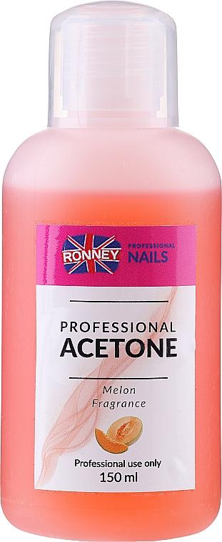 """Odlakovač """"Dyňa"""" - Ronney Professional Acetone Melon"""