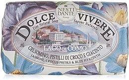 "Voňavky, Parfémy, kozmetika Mydlo ""Jazero Komo"" - Nesti Dante Dolce Vivere Lago di Como Soap"