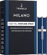 Voňavky, Parfémy, kozmetika Rozprašovač - Travalo Milano Blue