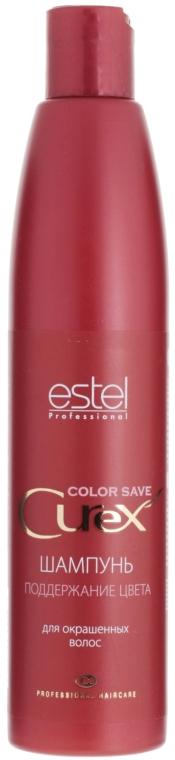 Šampón na farbené vlasy - Estel Professional Color Save Curex