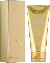 Voňavky, Parfémy, kozmetika Čistiaca pena so slimačím mucínom a 24K zlatom   - Elizavecca Face Care 24k gold snail Cleansing Foam