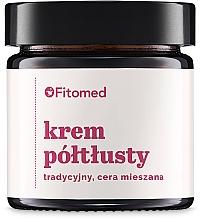Voňavky, Parfémy, kozmetika Klasický zosvetľujúci krém - Fitomed Vanishing Classic Cream
