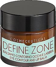 Voňavky, Parfémy, kozmetika Balzam na kontúru pokožky okolo očí a pier - Surgic Touch Define Zone Eye Contour And Lip Balm