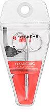 Voňavky, Parfémy, kozmetika Nožnice na kutikuly, 24 mm, SC-20/2 - Staleks Classic 20 Type 2