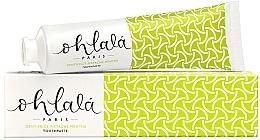 Voňavky, Parfémy, kozmetika Zubná pasta, pistácie a mäta - Ohlala Pistachios & Mint