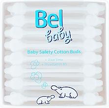 Detské vatové tyčinky, 56 ks - Bel Baby Safety Cotton Buds — Obrázky N2