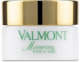 Voňavky, Parfémy, kozmetika Hydratačný očný gél - Valmont Moisturizing Eye-C Gel