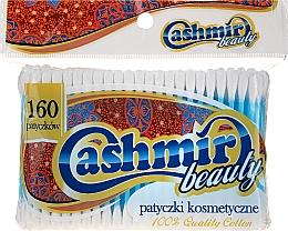Voňavky, Parfémy, kozmetika Vatové tyčinky v polyetylénovom obale, 160 ks - Cashmir