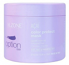 Voňavky, Parfémy, kozmetika Maska na ochranu farby vlasov - H.Zone Colour Protect Mask