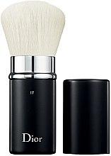 Voňavky, Parfémy, kozmetika Vykrucovací štetec Kabuky 17 - Dior Backstage Kabuki Brush