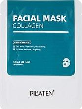 Voňavky, Parfémy, kozmetika Kolagénová maska na tvár - Pilaten Collagen Facial Mask