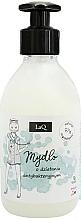 Voňavky, Parfémy, kozmetika Antibakteriálne mydlo na ruky - LaQ Antibacterial Liquid Soap