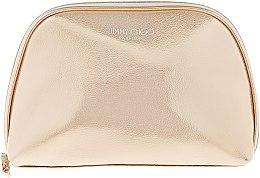 Voňavky, Parfémy, kozmetika Kozmetická taška, zlatá - Jimmy Choo Make Up Pouch Gold