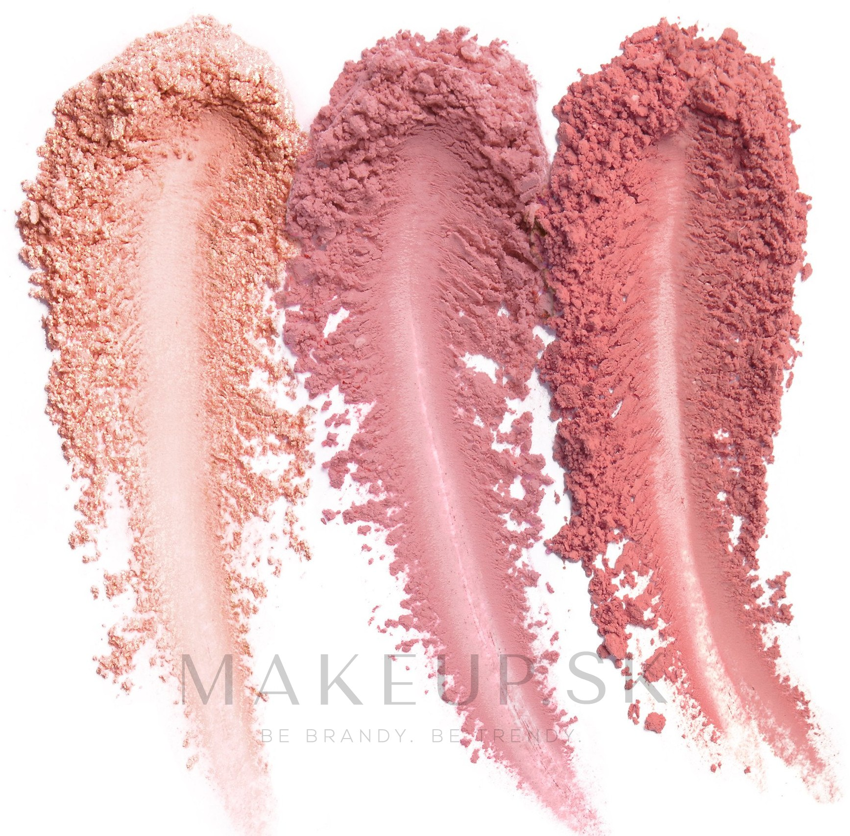 Paletka líceniek - Milani Powder Blush Rose Blush Palette — Obrázky 01 - Flowers of Love