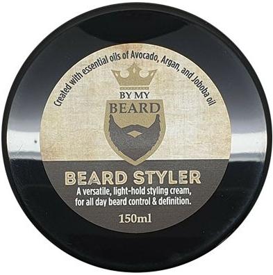 Stylingový krém na bradu - By My Beard Beard Styler Light Hold Styling Cream