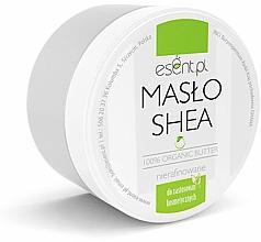 Voňavky, Parfémy, kozmetika Organické bambucké máslo, nerafinované - Esent
