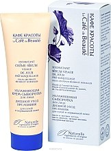 """Voňavky, Parfémy, kozmetika Hydratačné krémové sérum pre starostlivosť o tvár """"Pre-make-up"""" pre suchú a normálnu pleť - Le Cafe de Beaute Cream Serum Visage"""