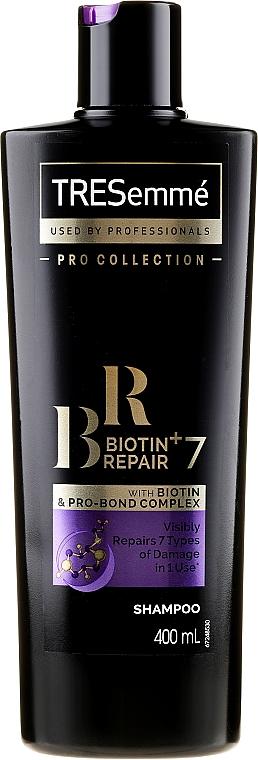Revitalizačný šampón na vlasy - Tresemme Biotin Repair 7 Shampoo