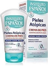 Voňavky, Parfémy, kozmetika Krém na nohy - Instituto Espanol Atopic Skin Foot Cream