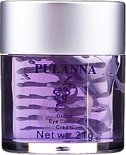 Voňavky, Parfémy, kozmetika Krém na pokožku okolo očí - Pulanna Grape Eye Countour Cream