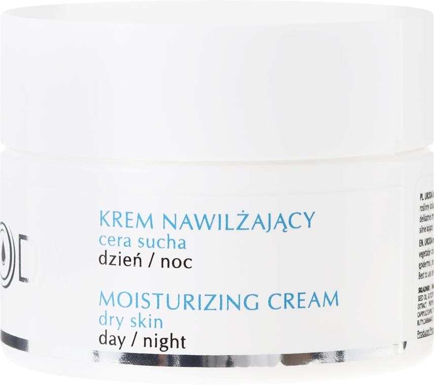 Hydratačný krém pre suchú pleť - Uroda Moisturizing Face Cream For Dry Skin